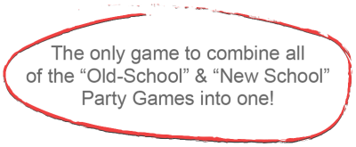 """Old-School"" & ""New-School"" Party Games"